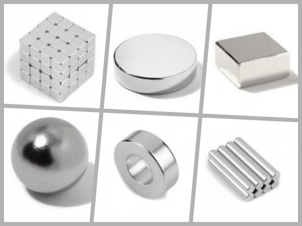 Neodymové magnety – nejsilnější magnety světa. Využijte je doma i v podnikání