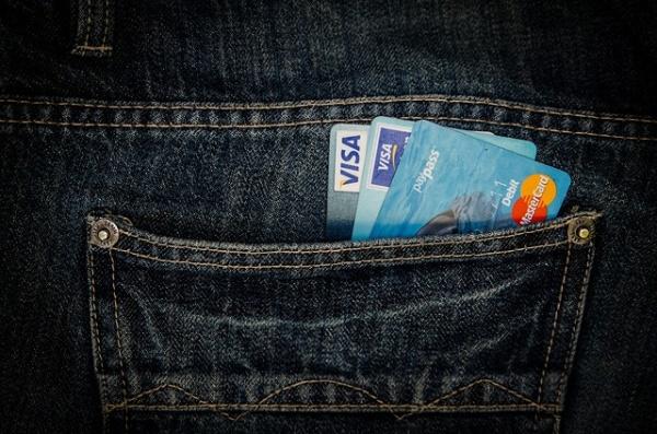 Platební karty.