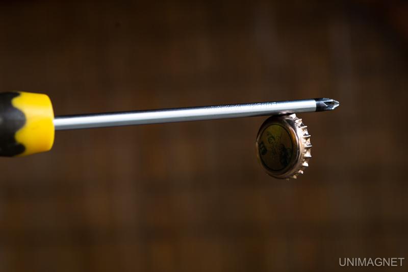 Magnetické mini triky 5: Jak demagnetizovat šroubovák
