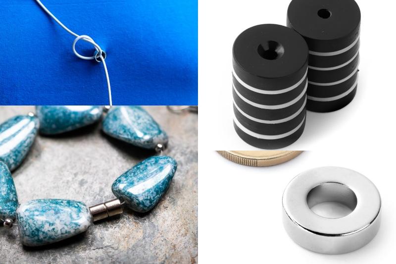 Neodymové magnety 4: Magnetické kruhy a prstence. Na co se hodí?
