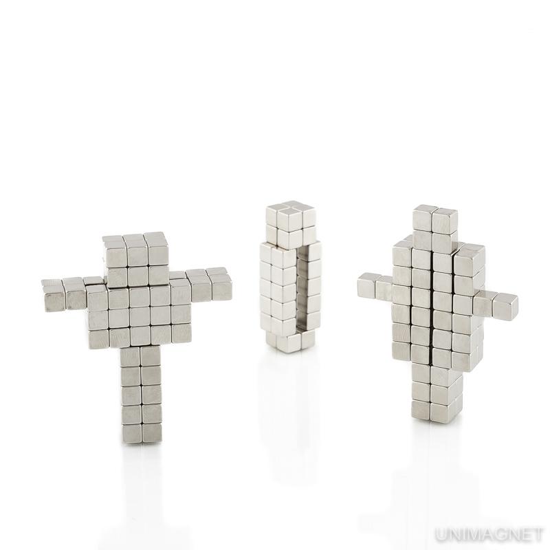 Magnetická stavebnice UniCube.