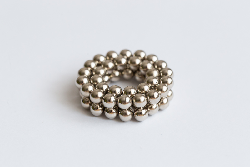 Magnetické kuličky.