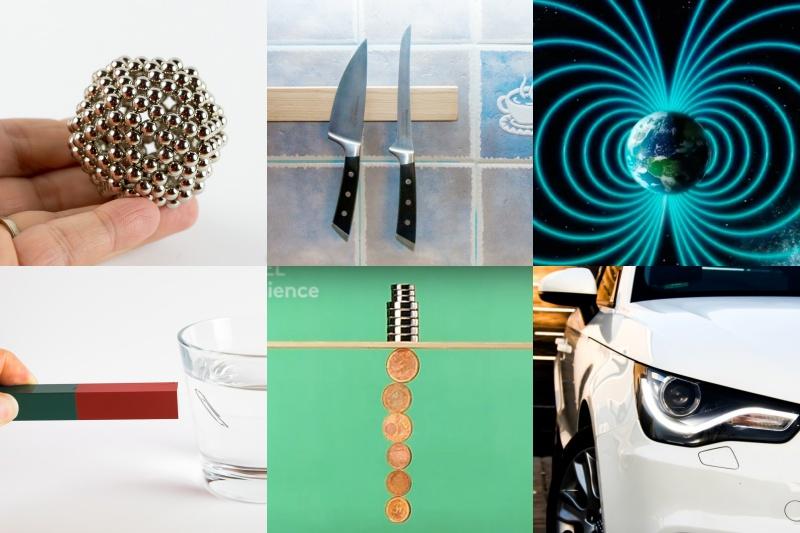 11 nejčtenějších článků o magnetech pro domácnost a hobby