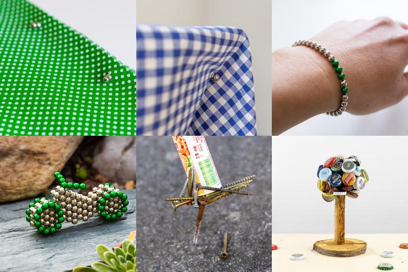 Neodymové magnety, koule a magnetické kuličky – na co se vám hodí?