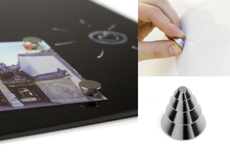 Jak vypadají kuželové magnety a na co je využijete?