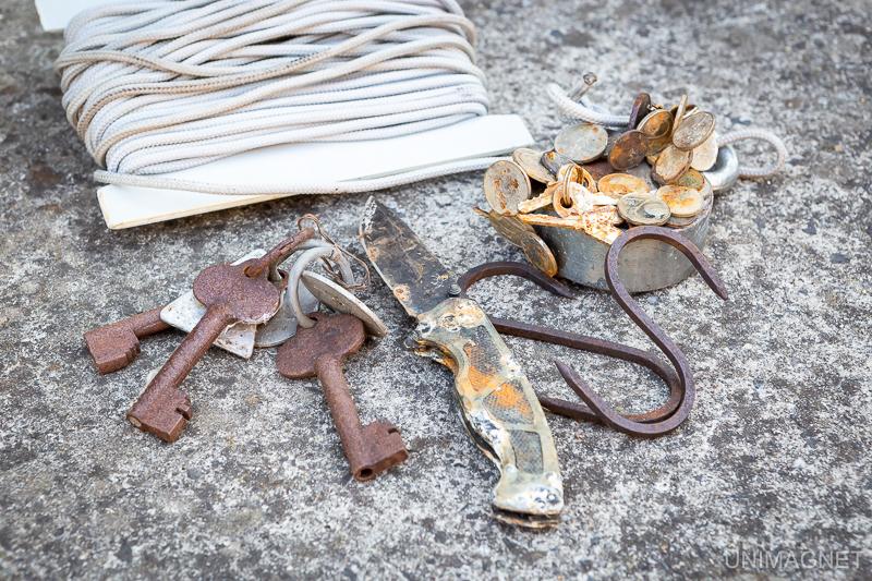 Magnet fishing 22: 8 tipů, jak odstranit rez, korozi z kovových předmětů?