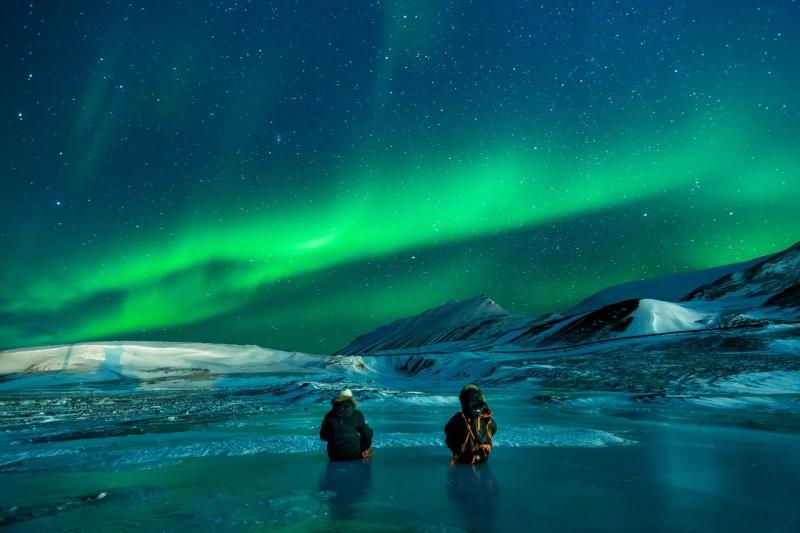 Pestrobarevný tanec magnetismu. Jak vzniká polární záře?