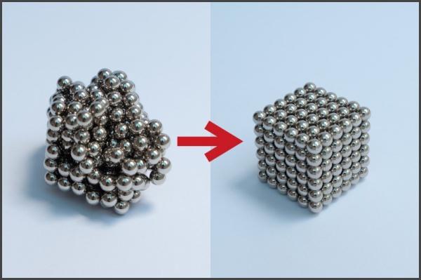 Návod: Jak složit magnetickou stavebnici NeoCube do pěkné kostky