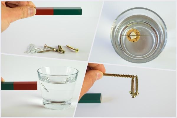 K čemu jsou školní magnety? Udělejte si 5 magnetických pokusů