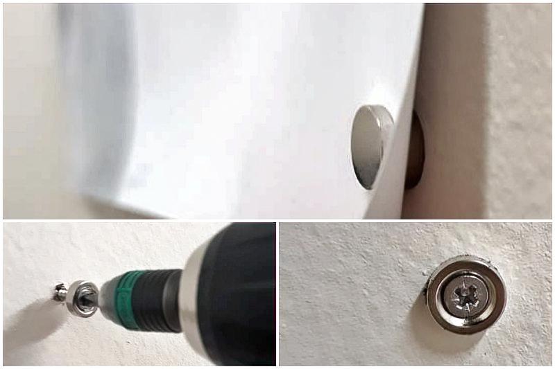 Tipy našich zákazníků: Jak pomocí magnetů připevnit tisky aplakáty vgalerii nastěnu