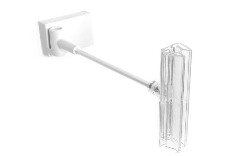 POS-C16 magnetický propagační držák, otočný, na rámečky.